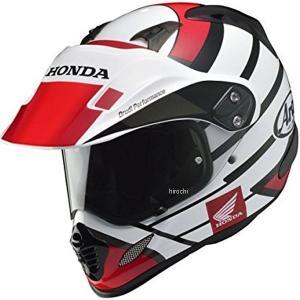 0SHGK-RT1A-W ホンダ純正 HONDA×Arai フルフェイスヘルメット ツアークロス 白 Mサイズ JP店|hirochi