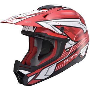 0SHTP-X913-R1 ホンダ純正 オフロードヘルメット XP913 CHARGER 赤/白 Xサイズ (61cm-62cm) JP店|hirochi