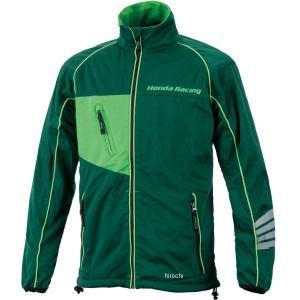 0SYEX-W5V-A ホンダ純正 ウインドストップ・レイヤードジャケット 緑 3Lサイズ JP店 hirochi