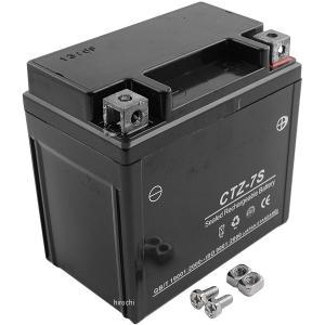 【メーカー在庫あり】 CTZ-7S NBS バイクパーツセンター MFバッテリー 12V YTZ-7S、GT6-3互換 JP店|hirochi