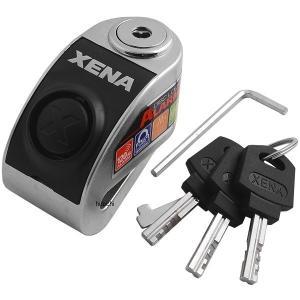 ゼナ XENA インテリジェント セキュリティ アラーム ディスクロック シルバー 6mmピン 12...