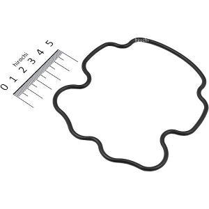 【メーカー在庫あり】 105-7012 キジマ オイルフィルター Oリング スズキ 3.0mm|hirochi