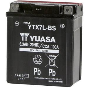 【メーカー在庫あり】 YTX7L-BS 台湾ユアサバッテリー 12V FTX7L-BS互換 JP店|hirochi