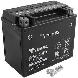 【メーカー在庫あり】 YTX12-BS 台湾ユアサバッテリー 12V FTX12-BS互換 JP店|hirochi