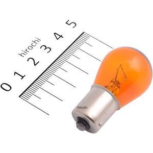 【即納】 12V23W-OR ヒロチー商事 ウインカー球 (シングル球) オレンジ 12V-23W S23 BA15S (1個売り) JP店|hirochi|02