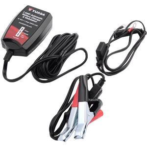 【USA在庫あり】 150513 USユアサ YUASA 1A 12V バッテリー充電器 JP店|hirochi