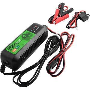 【USA在庫あり】 150906 TS0207A バイクマスター BikeMaster 充電器 リチウムイオンバッテリー用|hirochi