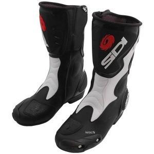2000000055862 シディー SIDI フュージョン ブーツ黒/白 42サイズ 26.5cm JP店|hirochi