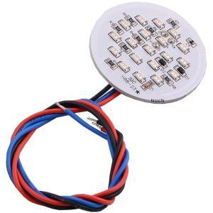 【USA在庫あり】 12-732 アレンネス Arlen Ness 交換用LED ウインカーブレット用 アンバー (1個売り JP店|hirochi