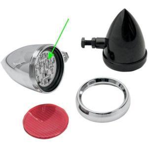 【USA在庫あり】 12-739 アレンネス Arlen Ness 交換用LED ウインカーブレット用 赤 (1個売り JP店|hirochi