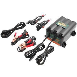 【USA在庫あり】 212122 バッテリーテンダー Deltran Battery Tender 充電器 2系統 x 12V-1.25A JP店|hirochi