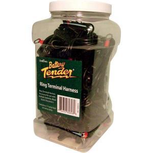 【USA在庫あり】 3807-0047 バッテリーテンダー Deltran Battery Tender リング ターミナル ハーネス 7.5Aヒューズ 18インチ(457mm) JP店|hirochi