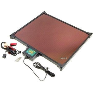 【USA在庫あり】 3807-0096 バッテリーテンダー Deltran Battery Tender ソーラー充電パネル 5W (W 460mm x H 336mm x D 25mm) JP店|hirochi