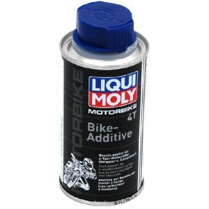 【メーカー在庫あり】 20863 リキモリ LIQUI MOLY 4T Bike-Additive ガソリン添加剤 125ml JP店|hirochi