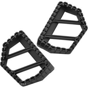 ・耐久性のある鋳造アルミニウム製の堅牢なMXスタイルのミニフットボード。 ・ノンスリップの安全な脚部...