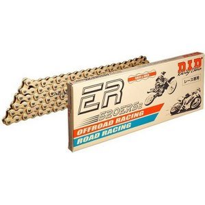 4525516453004 DID 大同工業 チェーン 415ERZ レース用 ERシリーズ ゴールド (70L) クリップ hirochi
