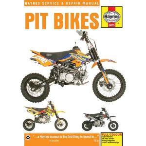 【USA在庫あり】 4201-0277 ヘインズ Haynes マニュアル 整備書 ポケットバイク TECHBK JP店 hirochi