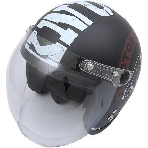 【メーカー在庫あり】 4527625092563 ナックルヘッド KNUCKLE HEAD BULL2 黒/白 (57-60cm) JP店|hirochi