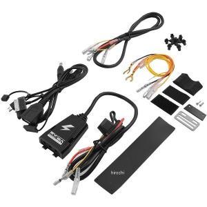 00080057 サインハウス パワーシステム POWER SYSTEM バイク用電源供給 5V6A パワーケーブルキット2 USB TYPE-C micro USB USBメスの商品画像