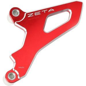 【メーカー在庫あり】 ZE80-9045 ジータ ZETA ドライブカバー 05年以降 CRF450X、CRF450R、CRF150R 赤 JP店|hirochi