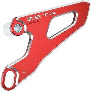 【メーカー在庫あり】 ZE80-9055 ジータ ZETA ドライブカバー 03年以降 カワサキ 赤 JP店|hirochi