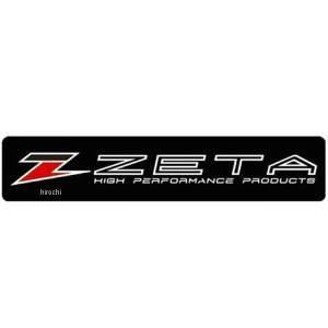 【メーカー在庫あり】 ZE50-2115 ジータ ZETA ZETA ロゴステッカー 15cmx3cm JP店|hirochi