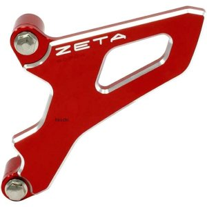 【メーカー在庫あり】 ZE80-9315 ジータ ZETA ドライブカバー 12年-17年 CRF250L、CRF250M、CRF250ラリー 赤 JP店|hirochi
