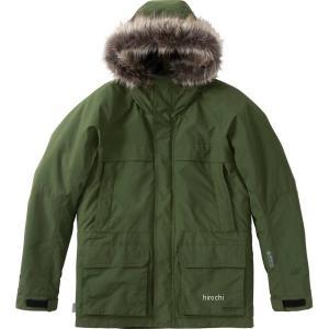 GSM22952 ゴールドウイン GOLDWIN 2019年秋冬モデル GOREINF フードジャケット オリーブドラブ Lサイズ JP店|hirochi