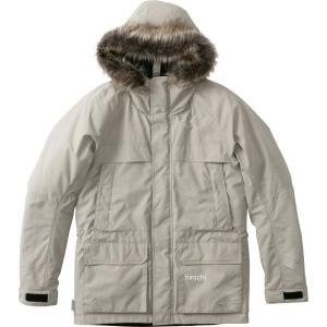 GSM22952 ゴールドウイン GOLDWIN 2019年秋冬モデル GOREINF フードジャケット ベージュ  Lサイズ JP店|hirochi