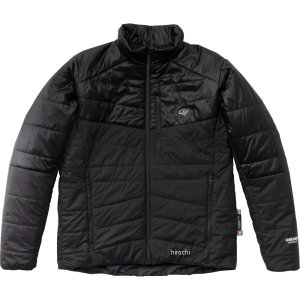 GSM24950 ゴールドウイン GOLDWIN 2019年秋冬モデル プリマロフトインナージャケット 黒/黒 XLサイズ JP店|hirochi
