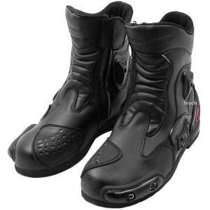 4560163774539 BK-067 コミネ KOMINE プロテクトスポーツショートライディングブーツ 黒 26.5cm JP店 hirochi