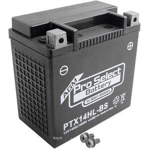 プロセレクト PROSELECT ハーレー用 バッテリー 04年以降のスポーツスター※必ず現車のバッ...