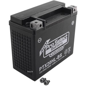 プロセレクト PROSELECT ハーレー用 バッテリー 91年-13年ソフテイルモデル、91年-1...