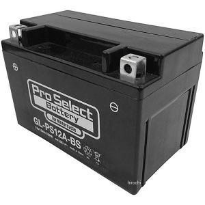 プロセレクト PROSELECT バイク用 バッテリー ジェルタイプ (液入り充電済み) GSR40...