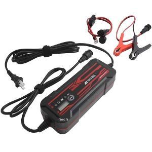 【メーカー在庫あり】 ACH-450 AZ エーゼット バッテリー充電器 ワニ口クリップ 車両側ケーブル付き 12V 2-120Ah JP店|hirochi