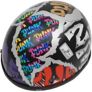 4955004012268 タチバナ ヘルメット NEW AGE PUNK LOGO フリーサイズ|hirochi