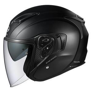 4966094577056 オージーケーカブト OGK KABUT ジェットヘルメット EXCEED フラットブラック XLサイズ JP店|hirochi