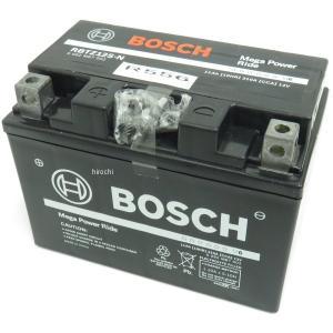【メーカー在庫あり】 4969655113403 RBTZ12S-N BOSCH ボッシュ MFバッテリー 制御弁型 12V (液入り充電済) JP店|hirochi