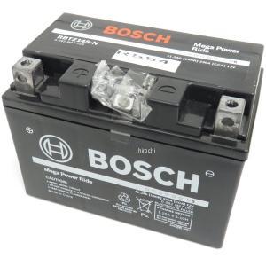 【メーカー在庫あり】 4969655113410 RBTZ14S-N BOSCH ボッシュ MFバッテリー 制御弁型 12V (液入り充電済) JP店|hirochi