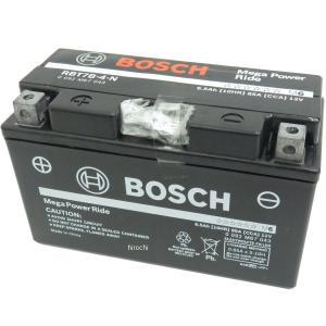 【メーカー在庫あり】 4969655114257 RBT7B-4-N BOSCH ボッシュ MFバッテリー 制御弁型 12V (液入り充電済) JP店|hirochi