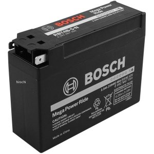 【メーカー在庫あり】 4969655114325 RBT4B-5-N BOSCH ボッシュ MFバッテリー 制御弁型 12V (液入り充電済) JP店|hirochi