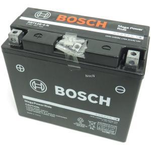 【メーカー在庫あり】 4969655114349 RBT12B-4-N BOSCH ボッシュ MFバッテリー 制御弁型 12V (液入り充電済) JP店|hirochi