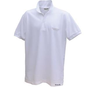 5160 9387 51609387 ブリヂストン BRIDGESTONE ポロシャツ II レーシング 白 Lサイズ JP店|hirochi
