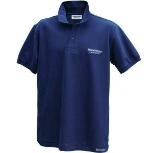 5160 9395 51609395 ブリヂストン BRIDGESTONE ポロシャツ II レーシング ネイビー Mサイズ JP店|hirochi