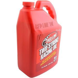 【USA在庫あり】 531191 レッドライン RED LINE 100%化学合成 2st レーシングオイル 1ガロン (3785ml) JP店|hirochi
