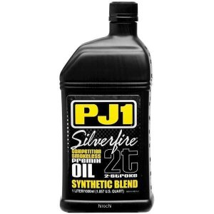 【USA在庫あり】 536097 PJ1 化学合成 2st シルバーファイアー プレミックスオイル 1リットル JP店 hirochi