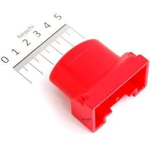 【メーカー在庫あり】 61258 デイトナ GIVI モノロックケース用 プッシュボタン(赤) Z645R|hirochi