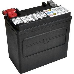 【USA在庫あり】 65958-04B ハーレー純正 AGM バッテリー 04年以降 XL JP店 hirochi