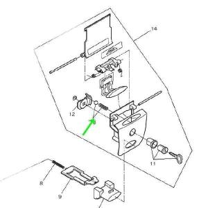 【メーカー在庫あり】 66542 デイトナ GIVI モノロックケース用 シリンダースプリング&スチールボール Z1384R|hirochi
