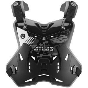 【USA在庫あり】 720998 アトラス ATLAS ディフェンダー プロテクター ライト 黒 フリーサイズ JP店|hirochi